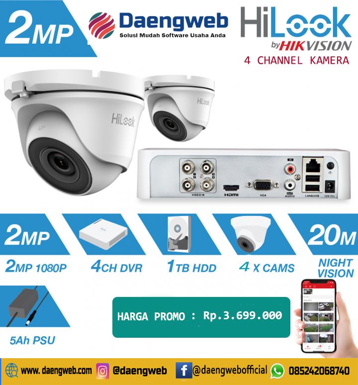Jasa Pemasangan CCTV Makassar